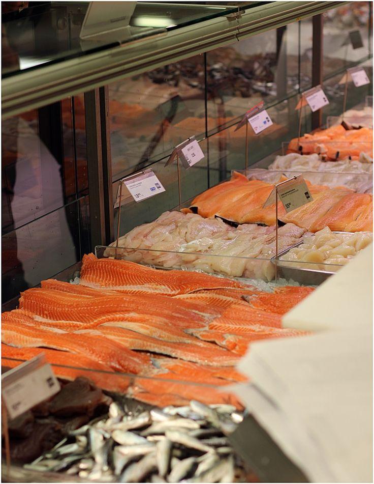 Fish in Stockmann Herkku