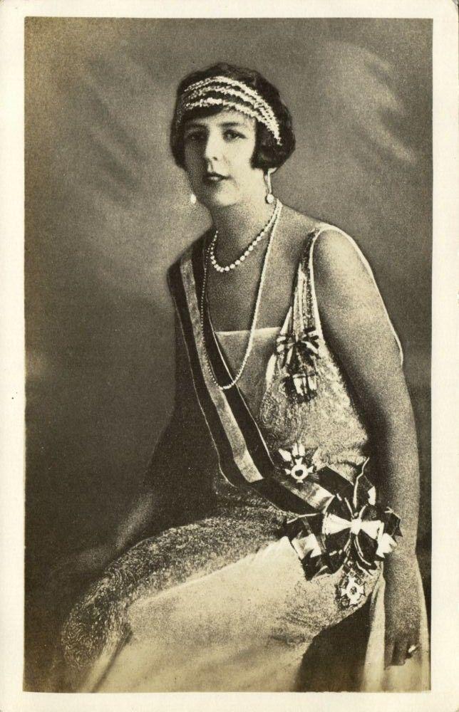 Princess Charlotte of Monaco Duchess of Valentinois 1920s | eBay