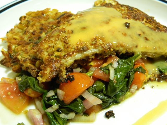 Pistachio Crusted Halibut | Fish Out Of Water | Pinterest