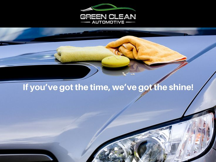 Let us help you get your car shiny and clean! #car #auto #vehicle #automotive #carwash #clean #shiny #springcleaning #weekend #detailing #ecological #environment