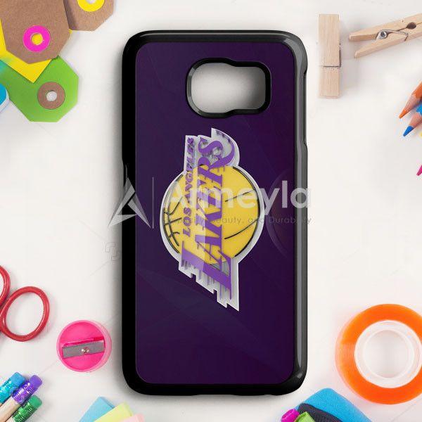 La Lakers Los Angeles Basketball Nba Samsung Galaxy S6 Case   armeyla.com