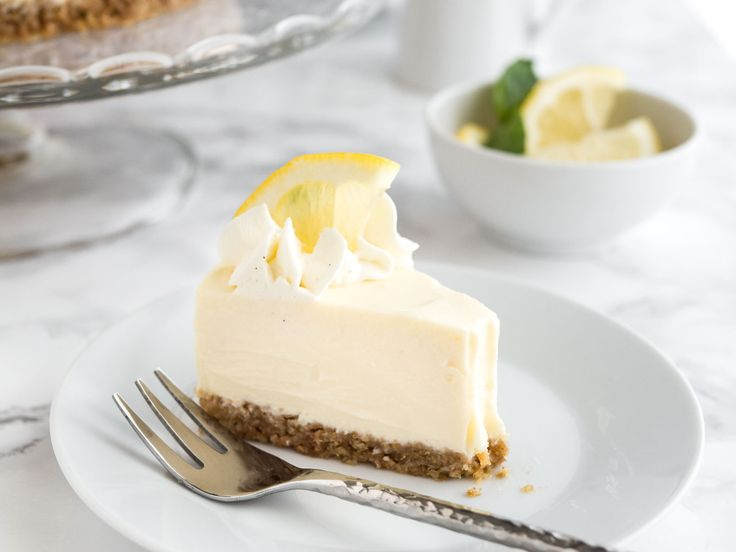 This easy Lemon Cream Pie is full of lemon flavor and made with only a few ingredients! A simple NO-BAKE lemon pie recipe that comes together in minutes.