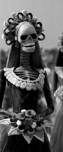 El altar de muertos: origen y significado en México - Volumen XXV - Número 1 - Revista: La ciencia y el hombre - Universidad Veracruzana