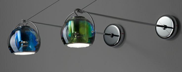 wandlamp Fabbian D57 Beluga Colour