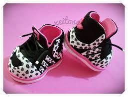 Resultado de imagen de moldes zapatos fofucha