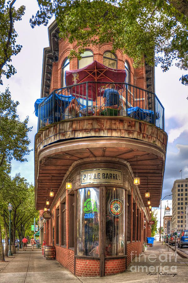 Tn Photograph - The Pickle Barrel Chattanooga Tn by Reid ...
