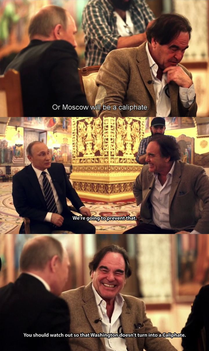 The Putin Interviews (2017) Oliver Stone
