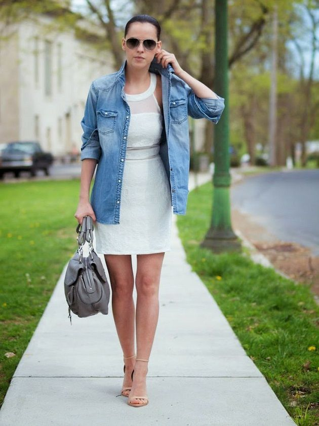 93 best I LIVE IN DENIM images on Pinterest | Denim style, Blue ...