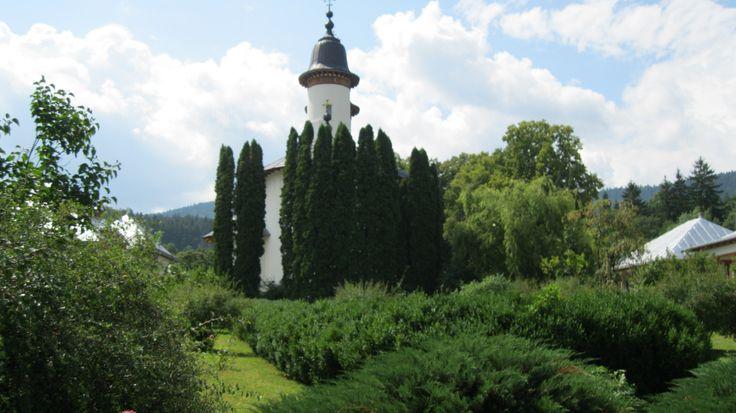 Author: Emil Langhe Varatec Monastery Bucovina