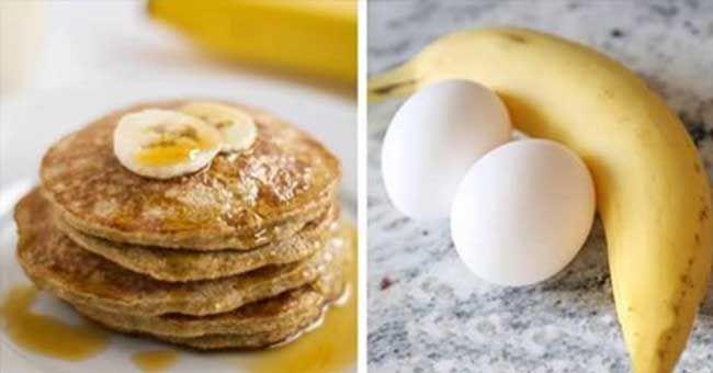 Jeśli wykonujesz codzienne ćwiczenia cardio i zastąpisz chleb tymi naleśnikami, zauważysz zdumiewające wyniki w procesie odchudzania!