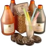 Where to buy supplies for making boba drinks at home.  Slushie mixes, pearls, teas, and more.
