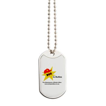 Boo to Bullies Dog Tags & other Wearables, Anti-Bullying campaign, Stop Bullying, Bullying, Take a stand against bullying