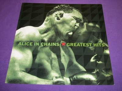 Alice In Chains Greatest Hits Rare 2000 Columbia Records ...
