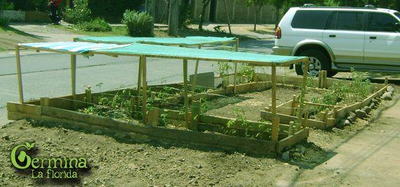 Mejores 64 imágenes de Huerta en Pinterest | Ideas para el patio ...