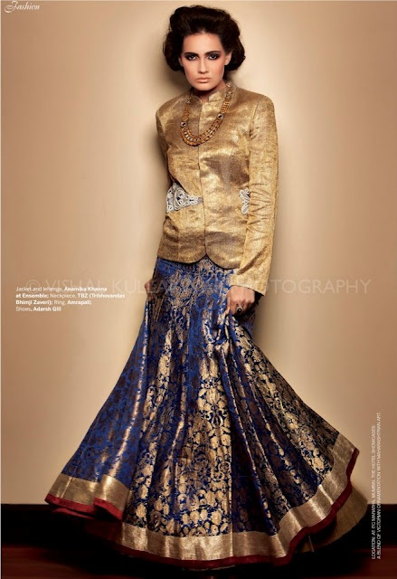 Anamika Khanna #indian #fashion