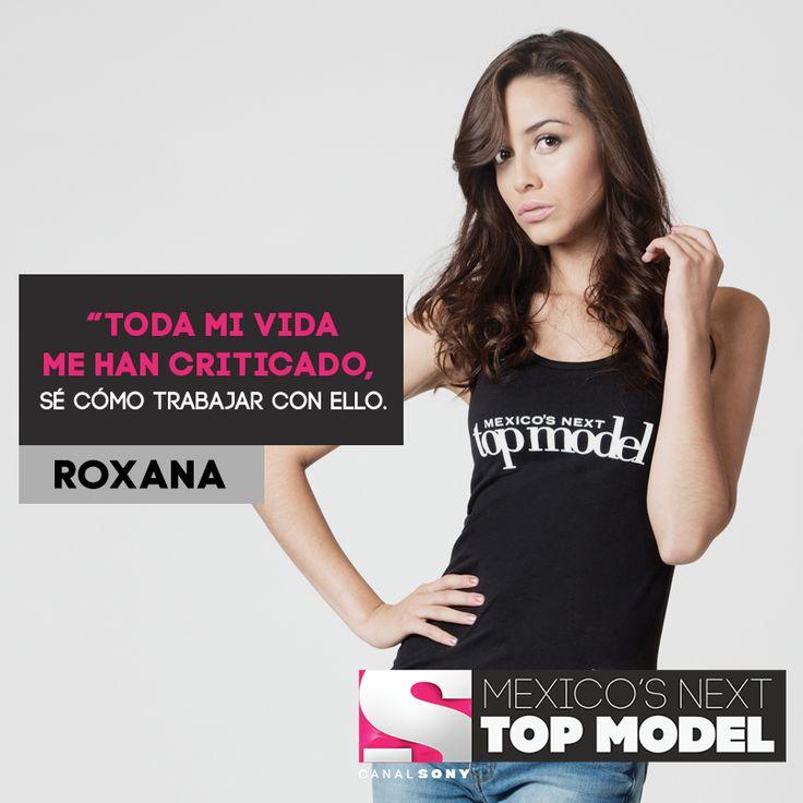 Mexico's Next Top Model 5 - Roxana