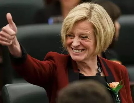 Give Premier Rachel Notley credit. She is saying all the right things about the Kinder Morgan pipeline in light of the arrangement forged Monday by B.C.'s New Democrats and Green party to govern our western neighbour for the next four years.