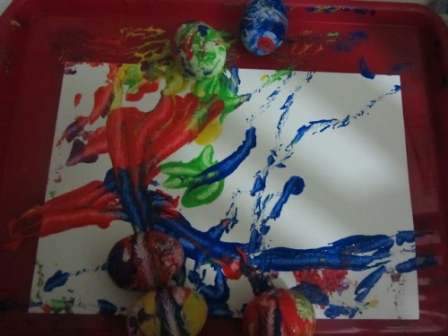 find this pin and more on kids games painting - Preschool Painting Games