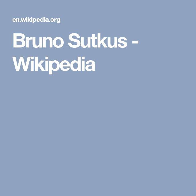 Bruno Sutkus - Wikipedia