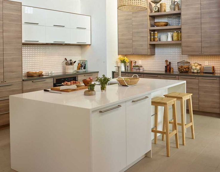 Lynn Crawford's design in Ikea's House of Kitchens competition