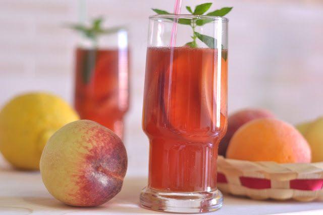 Lara's_Lazy_Kitchen: Безалкогольные итальянские напитки - холодный перс...