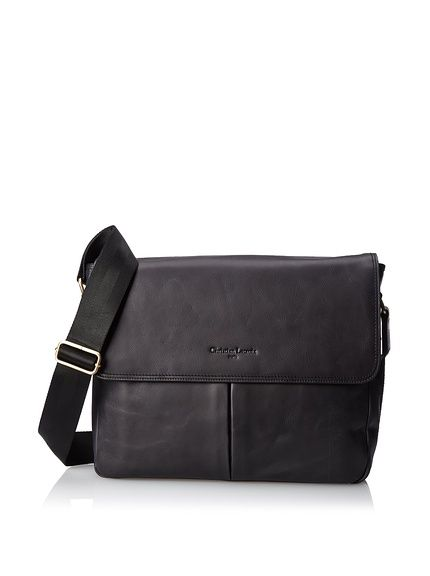 Christian Lacroix Men's The Executive Double-Pocket Flap Over Messenger Bag, Black, One Size, http://www.myhabit.com/redirect/ref=qd_sw_dp_pi_li?url=http%3A%2F%2Fwww.myhabit.com%2Fdp%2FB00JA7Z3YC