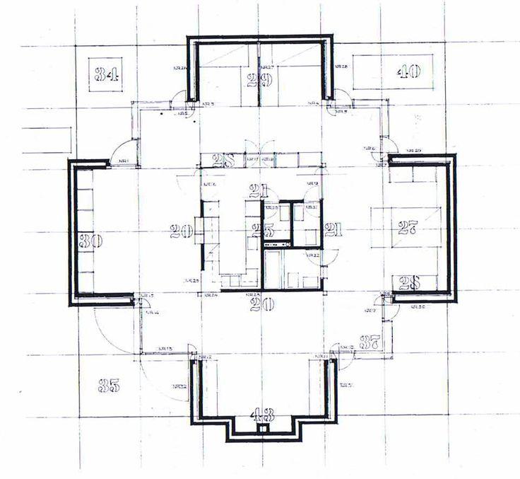 - Architektur plan ...