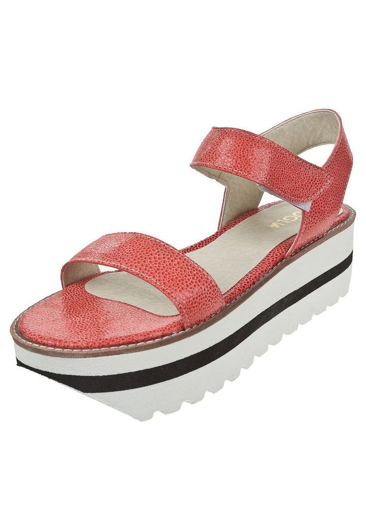 HELLO SPANK - Sandalias de goma para mujer rosa Size: 36 Zb6ZPDooV