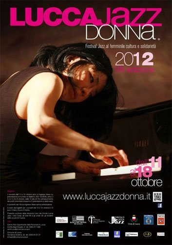 Lucca Jazz Donna www.luccajazzdonna.it