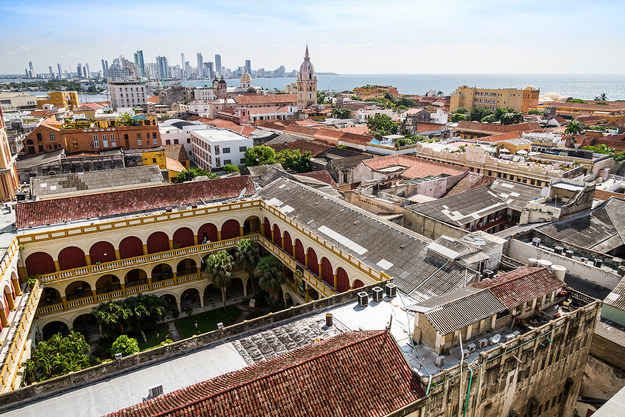 Get lost in the colonial streets of Cartagena | A Trip Through The Land Of Magical Realism
