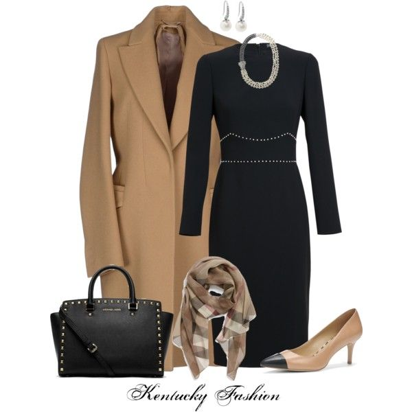 U0026quot;Funeral Director #16u0026quot; By Kentuckyfashion On Polyvore | Work Attire | Pinterest | Colors The O ...