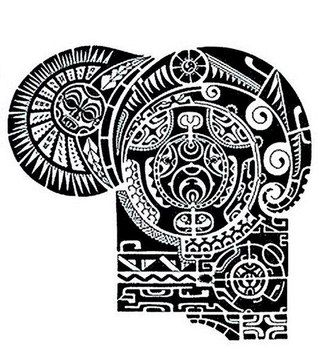 polynesian tattoo gallery - Cerca con Google