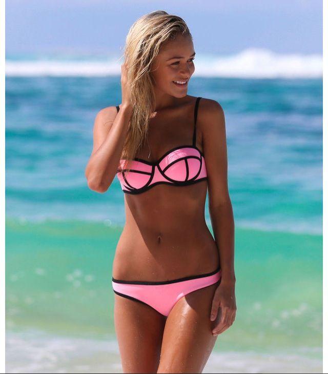 Triangle Swimwear