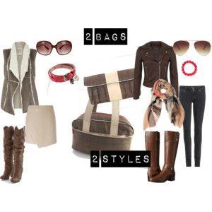 2 bag styles