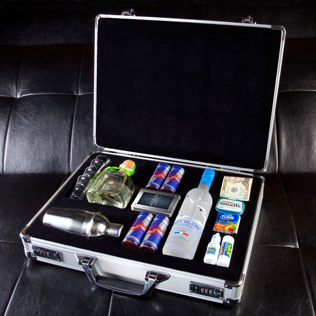 Essentials briefcase