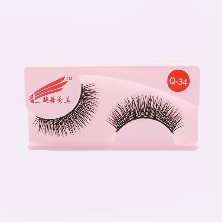 1 Pair Crisscross False Eyelashes Extension Fake Eye Lashes Makeup Tools Cilios Posticos Naturais Faux Cils Nep Wimpers Q-34-S1