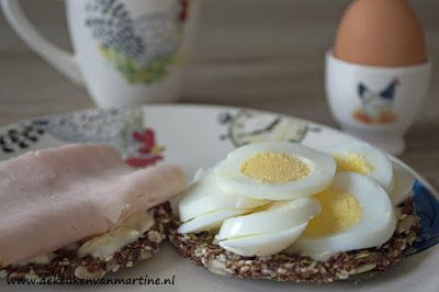 De keuken van Martine: Goud van oud: Koolhydraatarme crackers