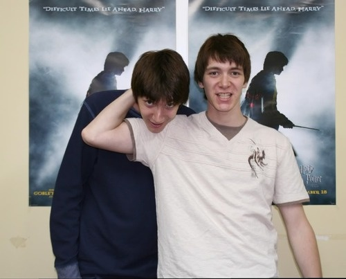 james and oliver phelps young - photo #34