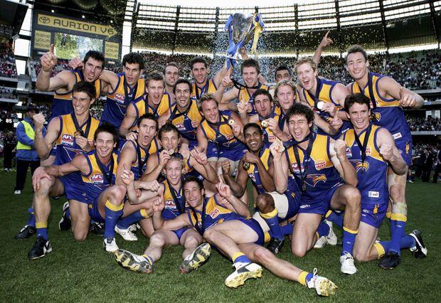 2006 - West Coast Eagles