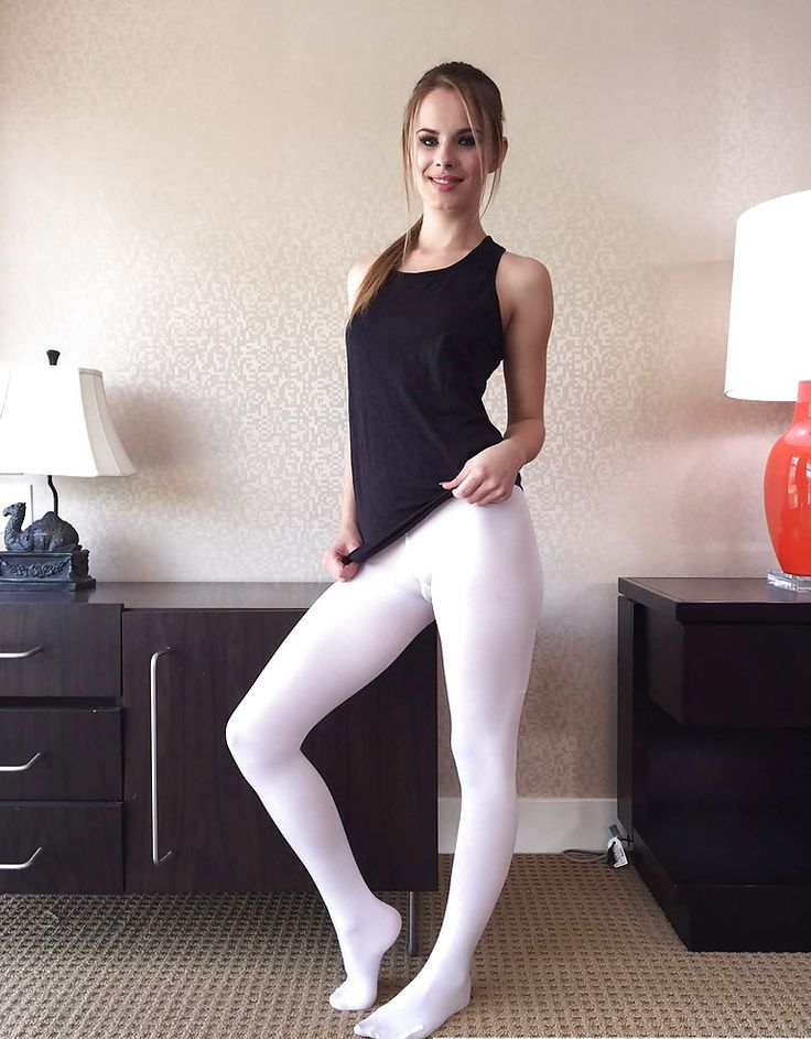 Pin by Colors Of Life on Outfits with white tights ...