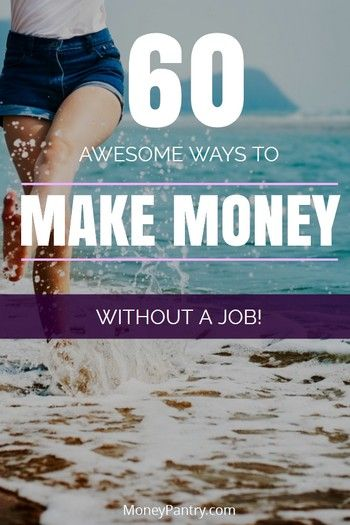 Unique and practical ways YOU can make money while unemployed...