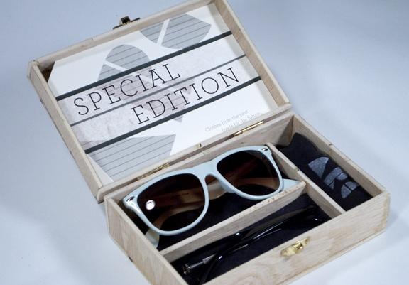 Arc Sunglass Case by Sam Fitzgerald, via Behance    Packaging interessnat