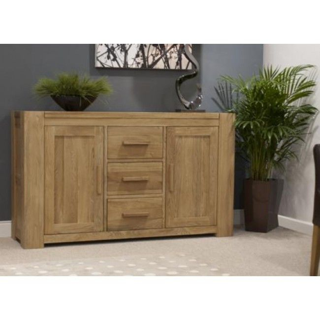 Trend Solid Oak Large Sideboard