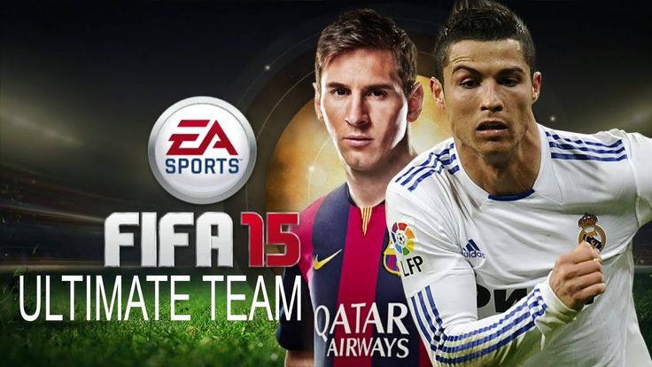 FIFA 2015: ULTIMATE TEAM ( MESSI AND RONALDO IN ONE TEAM)