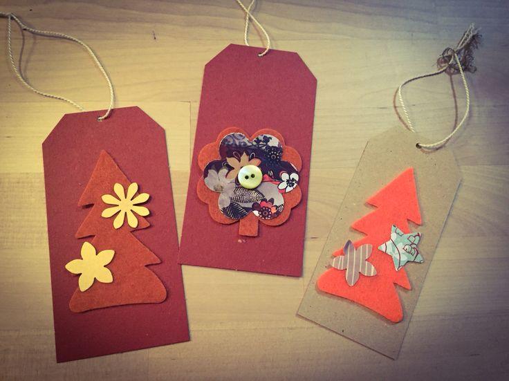 Etichette/chiudi pacco Natale 2015