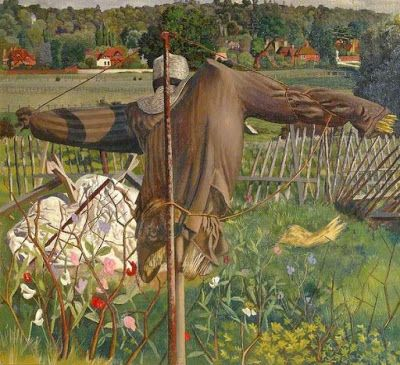stanley spencer scarecrow