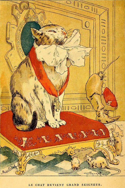 Le chat botté (1900)