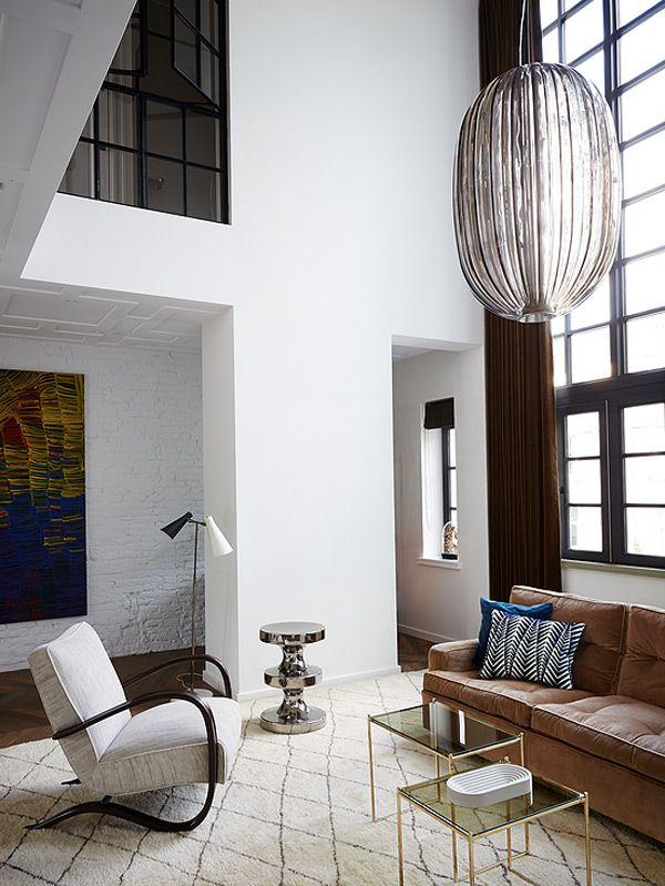 A modern amsterdam loft decoraci n del hogar pinterest for Diseno decoracion hogar talagante