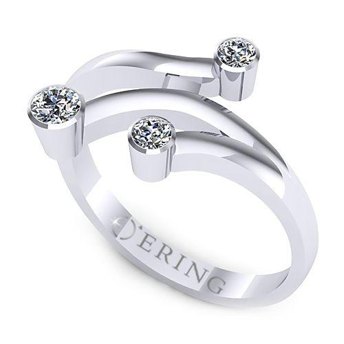 Inel logodna L19ADI inel cu diamant