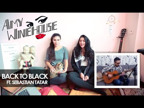 Amy Winehouse - BACK TO BLACK (Cover) | Twin Flames & Sebastian Tatar